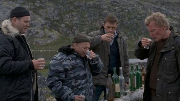 leviathan drinking